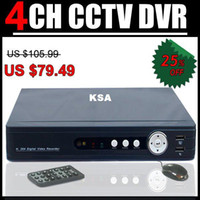 Wholesale Best price for surveillance equipment ch realtime cctv stand alone D1 dvr KSA