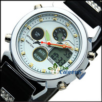 Sport Unisex Round New Design High Quality Stainless Steel Watch Delicate Silicone Strap Waterproof Good Japan Movement