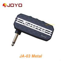 amp headphone jack - JOYO JA Metal Sound Mini Guitar Amp Pocket Amplifier Micro Headphone mm Jack MU0058