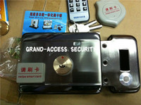 12VDC electronic key door lock - electronic key door lock with ID card remote control