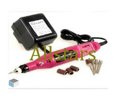 Wholesale Brand New Bits Pen Shape Electric Salon Manicure File Polish Tool for nail art
