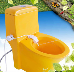 Wholesale OEM warm water ABS bidet sets