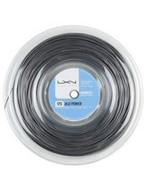 Wholesale Luxilon alu big banger power m tennis string Silver L