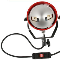 Wholesale Professional Micro film light video light camera W red warm