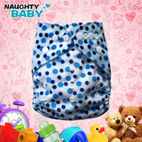 Diaper Covers best reusable nappies - Sets With Microfiber Inserts Best Quality Suppier Cloth Diapers Minky Nappies Covers without insers