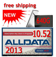 Wholesale Alldata version All data V10 R and Mitchell car repair data with G Hard Disk