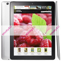 Wholesale 5pcs Tablet PC Onda V972 Quad Core A31 RAM2GB ROM16GB inch IPS Retina x1536 Android4 os MP