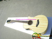 Wholesale 2013 Newest Wooden Fishman Pickups Acoustic Electric Guitar Maple Board HOT C1913