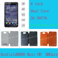 Wholesale 6 inch Star Note Android Smart Cell Phone N9776 MTK6577 Cotex A9 Dual Core GHz MB GB G