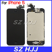 Original LCD Assembly with Touch Screen for iPhone 5 Parts D...