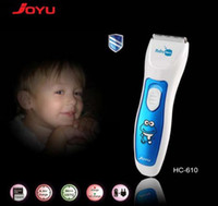 Wholesale JOYU electronic Baby Barber charging protection function of HC mute design quality excellence