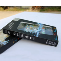 Wholesale Lifeproof Case Waterproof Shockproof Case Cover for iPod Touch th Black by DHL