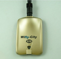 USB 54Mbps Wireless High quality Wireless USB Adapter Wifi Adapter Wifly-City 32G High Sensitivity 1600MW 3000M