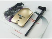 USB 54Mbps Wireless Best price High Power Wifly-City 32G Wireless Adapter USB 2.0 WIFI Network Card Antenna 1600MW 3000M