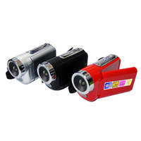 Wholesale 16MP LED FLASH LIGHT CAMERA DV quot Mini Digital Video Camera Camcorder DV168