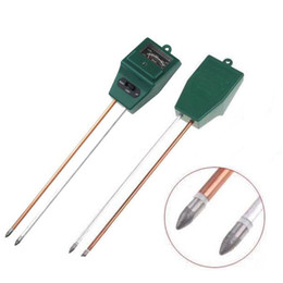 Wholesale in Garden Plant Soil Test Kits PH Tester Moisture Meter Light Illuminance Analyzer