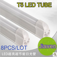 Wholesale supernova sale led tubes bulbs light t5 w cm v smd3014 explosion proof energy saving led fluorescent lamp