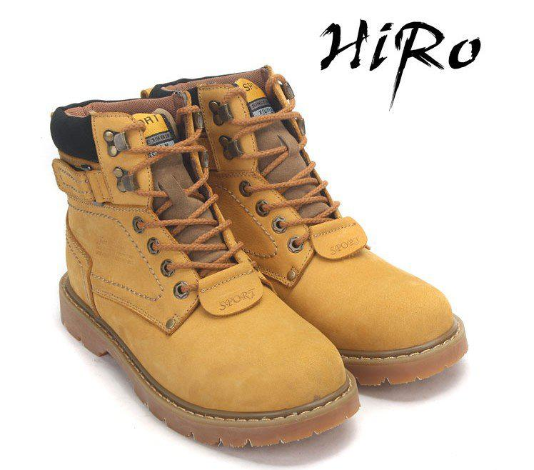 New Arrival Men's Fashion Short Boots, Martin Style Hiking Shoes ...