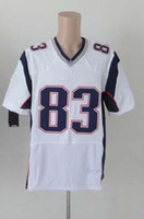 Wholesale 2012 Elite American All Team Football white Jerseys Rugby Jersey Mix Order