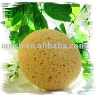 Wholesale Sponge Natural Formed Ocean Wool Bath Body Face Wash