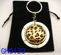 Wholesale 3cm Acrylic fashion Folding Purse Hanger Bag Hanger Bag Purse Hook Handbag Holder For Lady GH0120