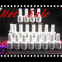 Wholesale CCO Soak Off Best Gelish Nail Uv Led Gel Polish Kit Color Gel Base Gel Top Coat