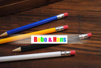 Wholesale New cute quot wooden quot designs Mechanical Pencils automatic pencil Promotion Gift Who