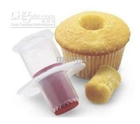 Wholesale 20pc Cupcake Corer Makes Perfect Holes For Filling Decorating Cakes F