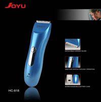 Men beard hair color - High quality JOYU HC electric hair clipper two color can choose