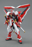 BANDAI gundam - Genuine BANDAI MG am Astray Red Frame Model Building Kits Original collection
