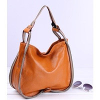 Wholesale 2013 new HOT high quality women s Vintage leather handbag gift items Promotion big bag for