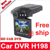 "1 channel 2.5 LCD IR Vehicle in-Car DVR Dash Cam Camera Road Video Recorder Night Vision 270 2.5""mini car dvr"