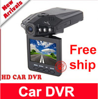 Wholesale 120 degree angle IR Vehicle in Car DVR Dash Cam Camera Road Video Recorder Night Vision quot