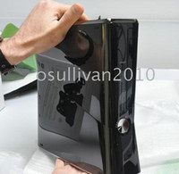 Wholesale XBOX360 Black thin version of SLIM G host wi fi Video Game Consoles Xbox Consoles low selling