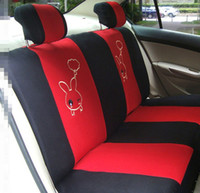 Wholesale Car interior decoration Universal Car Full seat cover Winter cushion sets For Mazda