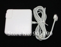Wholesale 2pcs magsafe laptop Power Adapters for apple macbook V3 A W
