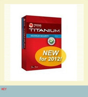 Wholesale 1 Year Trend Micro Titanium Maxmium Security key activation codes days users