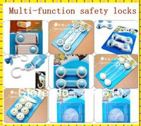 Wholesale Baby lock Multi function safety locks baby care products baby safety locks
