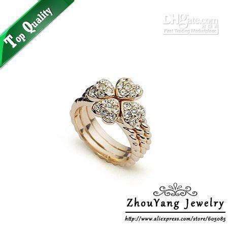 Charming new wedding rings
