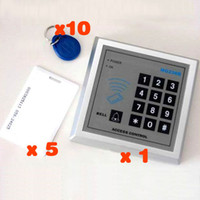 Wholesale Proximity Card Reader Access Control cards Keytags