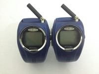 Wholesale HIGH frequency wireless RD watch Walkie Talkie for civil use set pieces