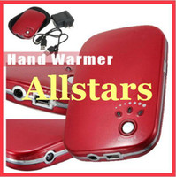 Wholesale USB Charger Pocket Portable Electric Hand Warmer Heater Rechargeable Led Light