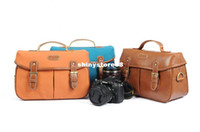 Wholesale Korean style restoring ancient ways D D D D DSLR camera shoulder bag