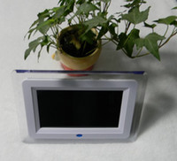 Wholesale 7 inch TFT LCD HD Digital Photo Frame with Remote Control Music Video