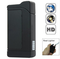 None With 4GB TF card  Black HD 1080P Mini DV USB Spy Hidden Video Camera REAL LIGHTER Video Recorder DVR 4GB