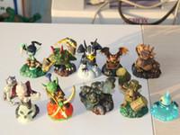 Wholesale Skylanders Spyro Adventure Pack loose Characters Game Figures Doll Toys Sunburn Winged Boot Etc