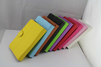 Wholesale Cheapest inch Tablet PC Leather Case cover with belt for Android inch Allwinner A10 A13 MID