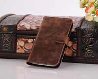 Wholesale High Quality Leather Wallet Case Cover for Samsung Galaxy Note II N7100 Protective Flm