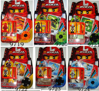 Wholesale Ninjago assembly Building Block Set Educational toys against fight beyblades Models