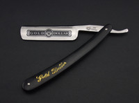 Wholesale Straight Razor Shaving razor Gold dollar Alloy blade Model NEW